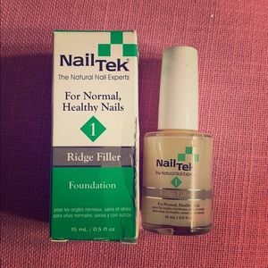 Nail Tek Ridge Filler Foudation